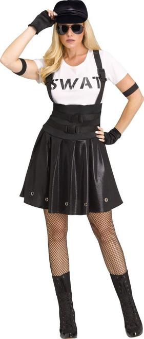 Costume Douce SWAT pour Femme