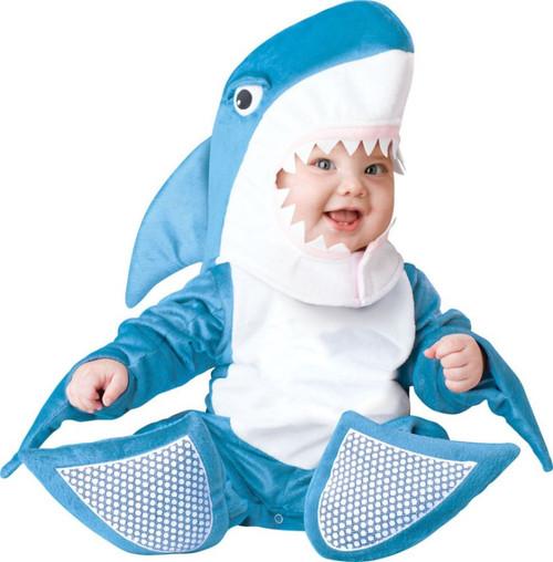 Costume de Requin Bleu Bébé