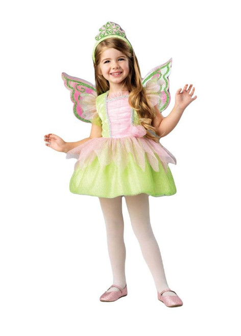 Costume Tinkerbell Fée Pixie Filles