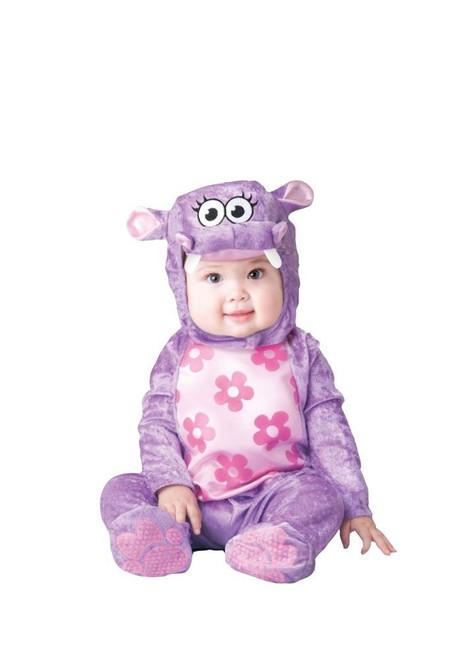 Costume Mignon Hippopotame Bébé