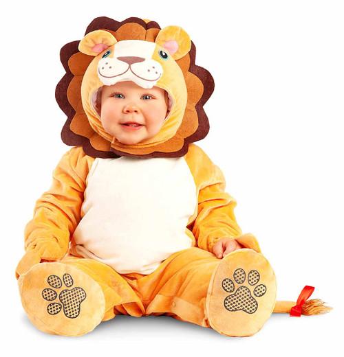 Costume de Bébé Lion Mignon
