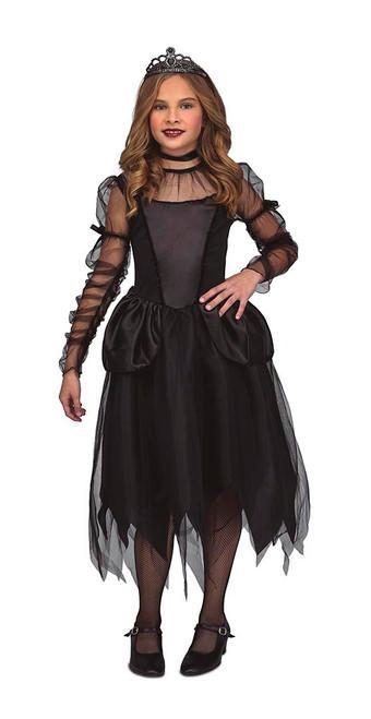 Costume de Jeune Fille Gothique