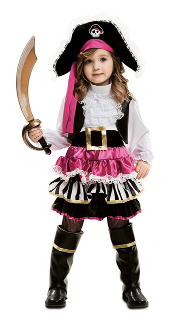 Costume de Petite Pirate Filles