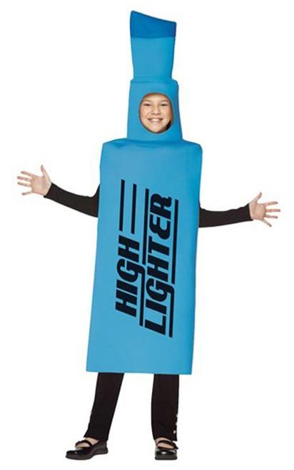 Costume Surligneur Enfants