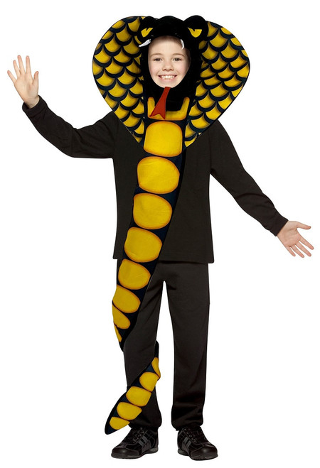 Costume Serpent Cobra Enfants