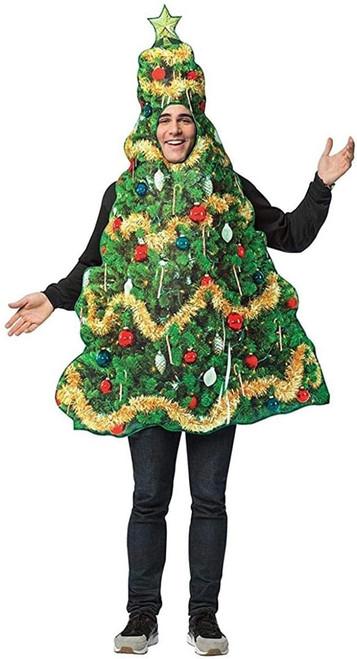 Costume Sapin de Noël Adulte