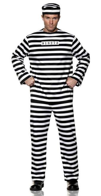 Costume de Prisonnier pour Hommes