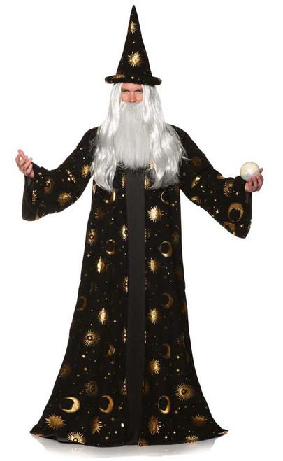 Costume de Sorcier Céleste Adulte