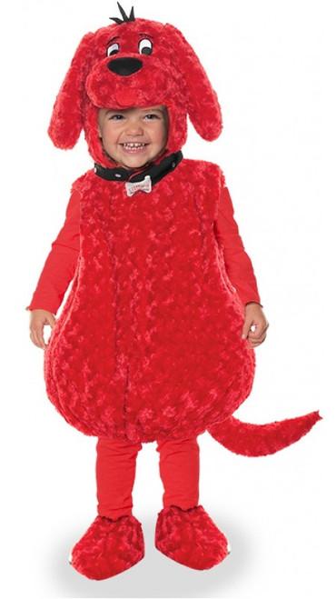 Costume de Clifford le Grand Chien Rouge