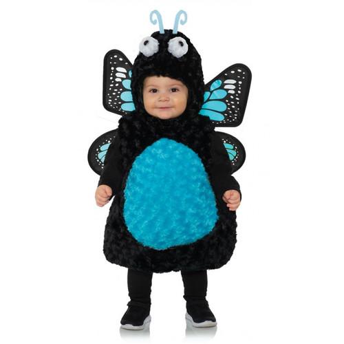 Costume Papillon Bleu