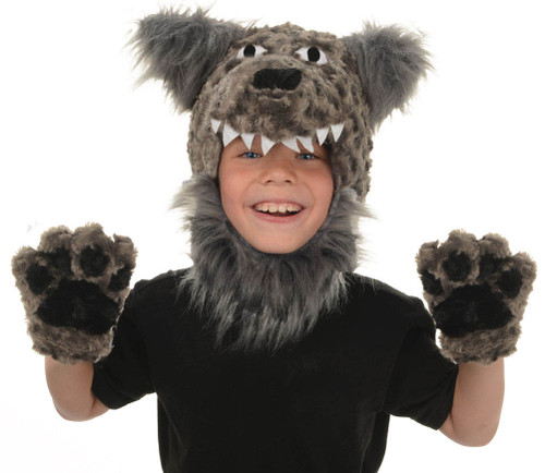 Kit de Loup Pour Enfants