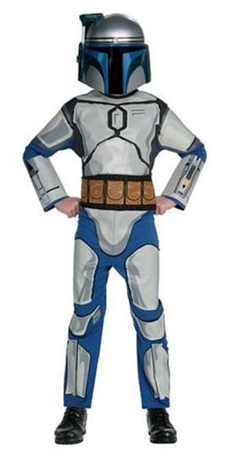 Costume Star Wars Jango Fett pour Garçon