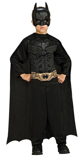Costume Noir de Batman pour Enfants