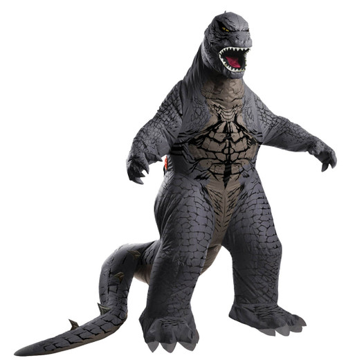 Costume Gonflable Godzilla pour Homme