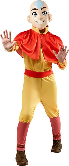 Costume Avatar Le Dernier Maître de l'air Aang pour Enfants