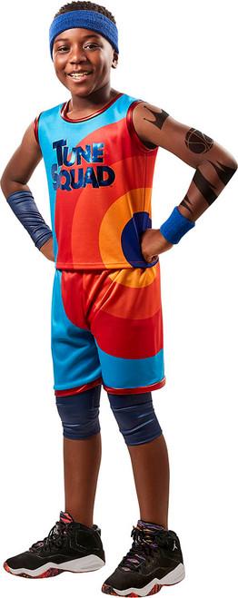 Costume Basket Spatial Lebron James Tune Squad pour Enfant
