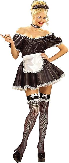 Costume de Femme de Ménage Française
