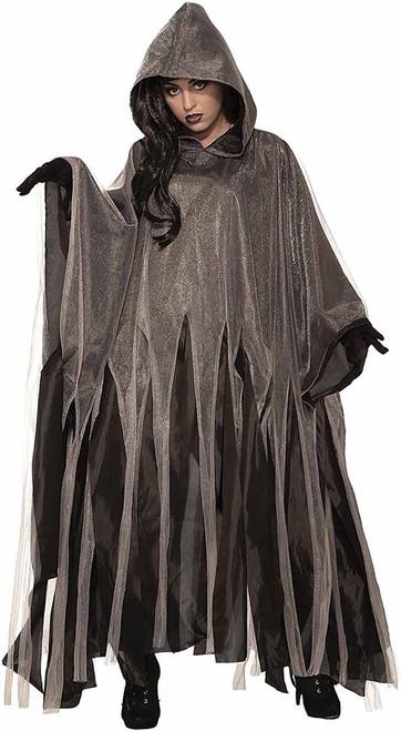 Costume Cape Goulie Grise pour Adulte