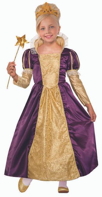 Costume Princesse Indigo pour Fille