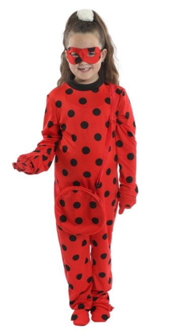 Costume Miracle Coccinelle pour Fille