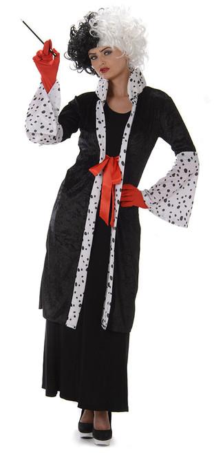 Costume Cruella Devil Femme