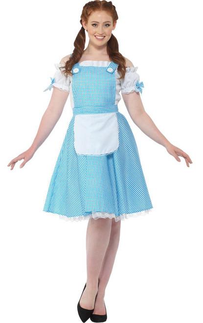 Costume de Dorothy Magicien d'Oz Femme