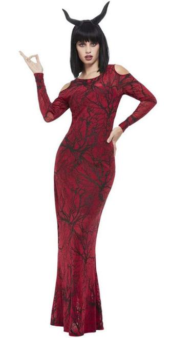 Costume Diable de Luxe pour Femme