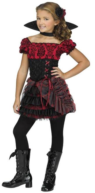 Costume La Vampira pour Fille