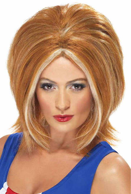 Ginger Spice Perruque