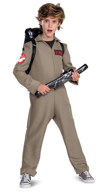 Costume Classique Ghostbusters pour Enfant