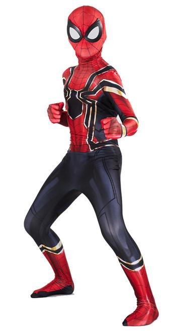 Costume Spider Super Heros pour Enfant