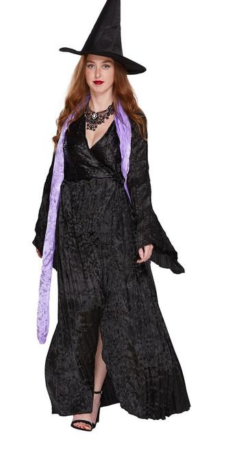 Costume de Vilaine Sorcière pour Femme