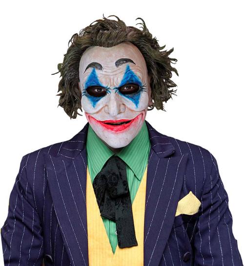 Masque en Latex de Clown Jack Le Fou