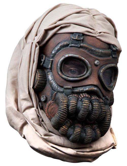 Masque en Latex de Désert Steampunk