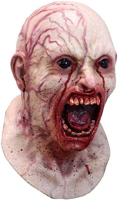 Masque de Zombie Infecté en Latex