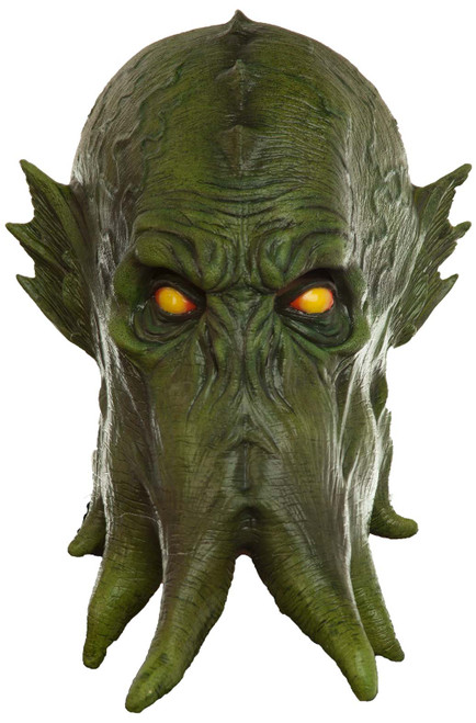 Masque en Latex de Monstre Cthulhu
