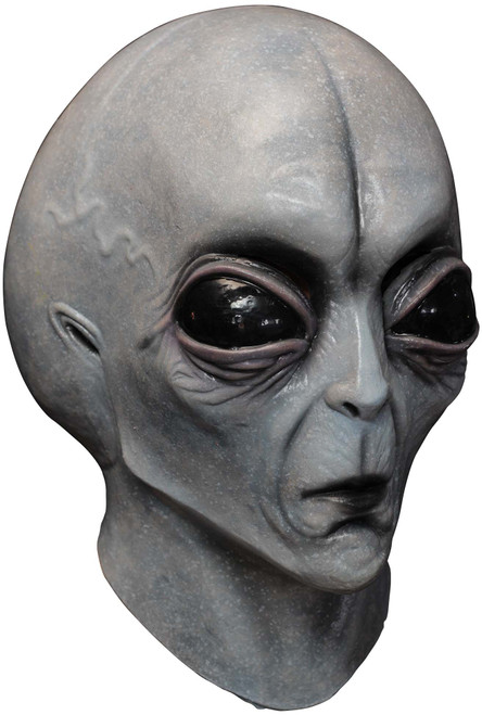 Masque en Latex Extraterrestre Zone 51