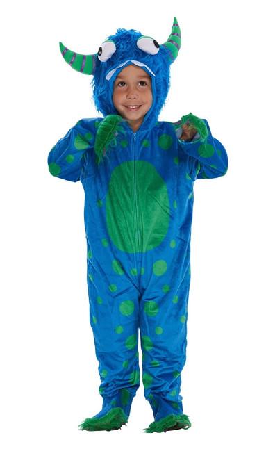 Costume de Monstre Drôle pour Tout-Petit