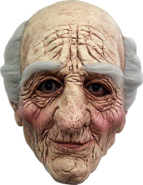 Masque en Latex Vieux Grand-Père