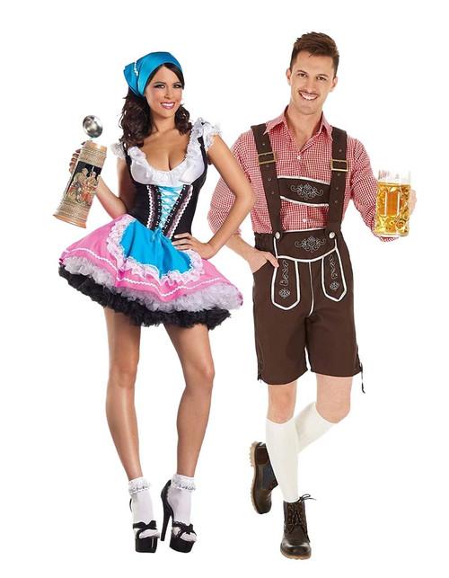 Couple Bavarois