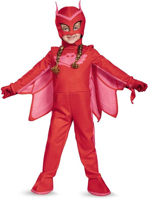 PJ Masks Owlette Deluxe Toddler Costume