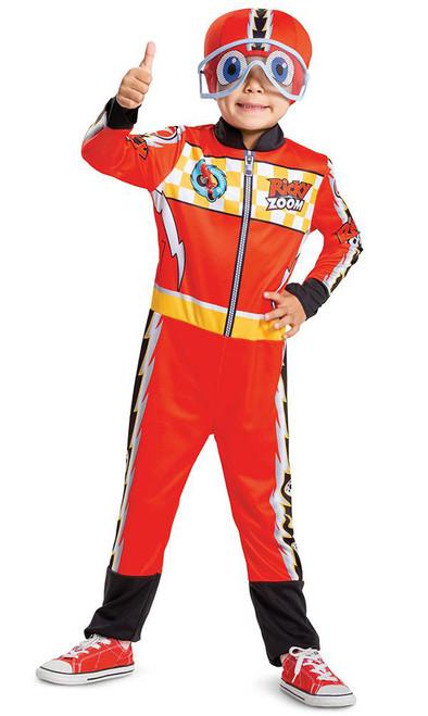 Costume Classique Ricky Zoom pour Enfants