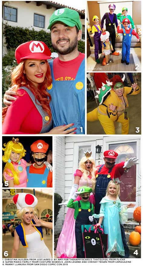 Mario Blog