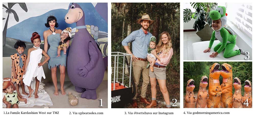 Idées de Costume Dinosaures