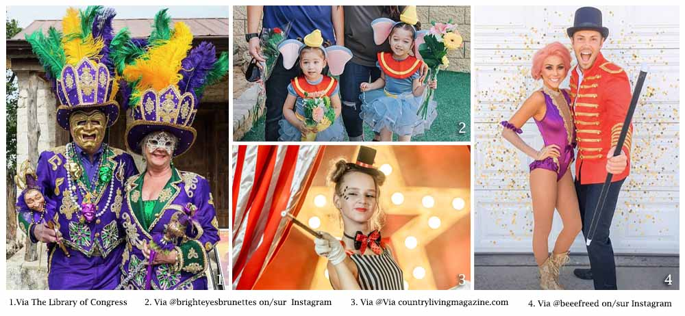 Idées de Costume de Cirque et Fou du Roi