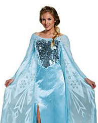 Costumes Frozen