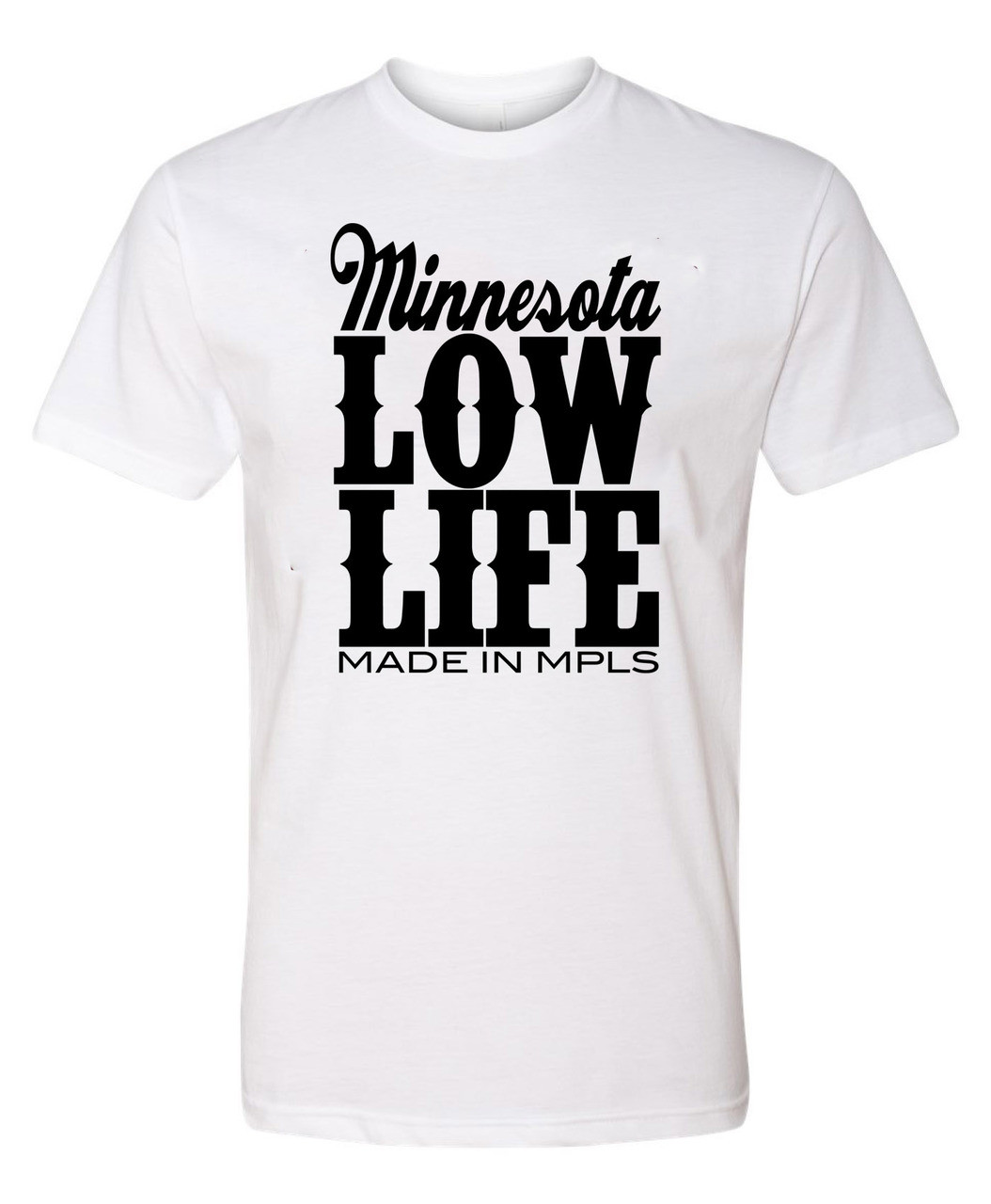 Made in Mpls | Minnesota Low Life Apparel | Monkey in a Dryer