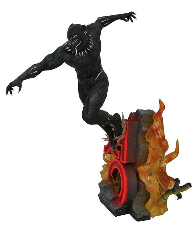 Marvel Movie Premier Collection Black Panther Resin Statue