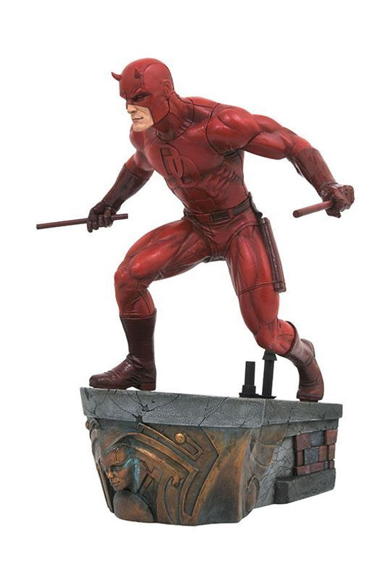 Marvel Premier Collection Daredevil Resin Statue