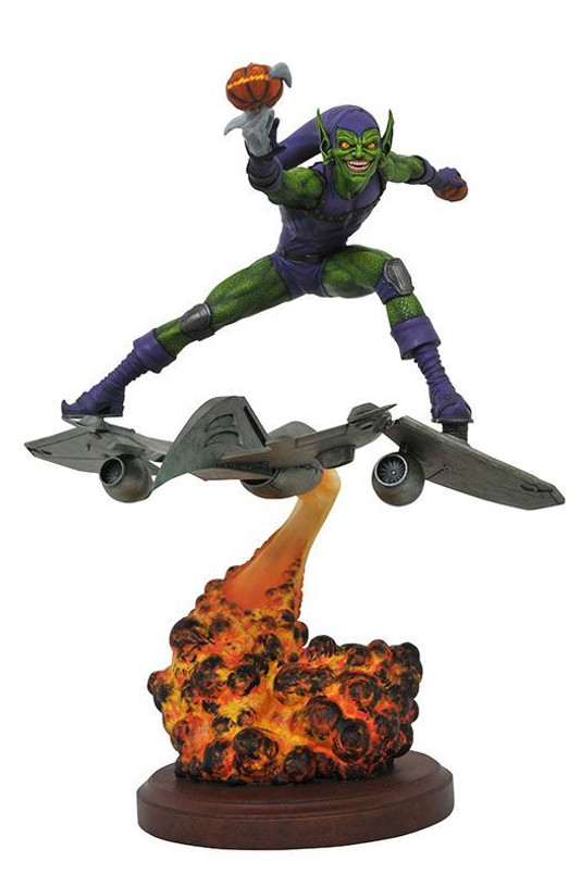 Marvel Premier Collection Green Goblin Resin Statue